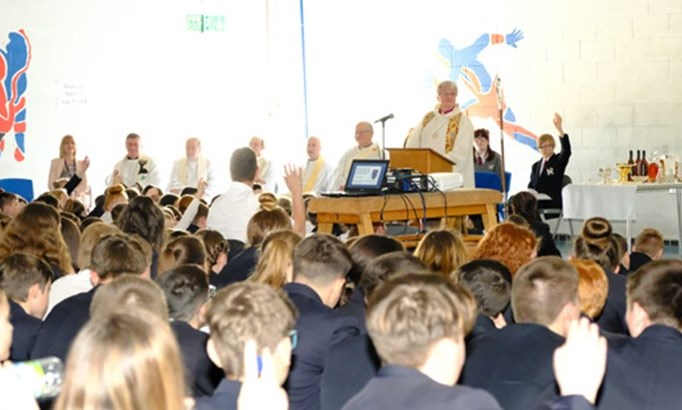 Whole School Eucharist 2018