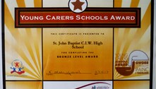 Young Carers Schools Award