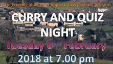 Curry and Quiz night 2018